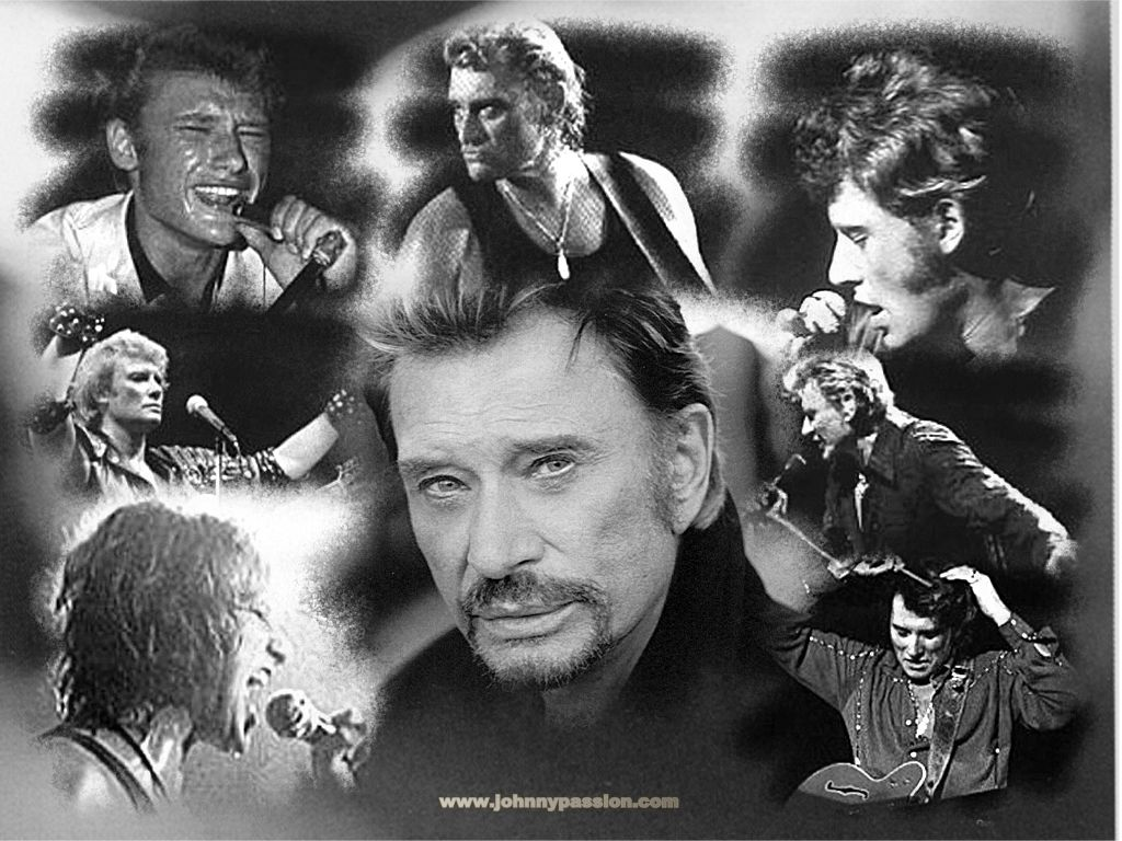 Johnny Hallyday X4mc8lzk